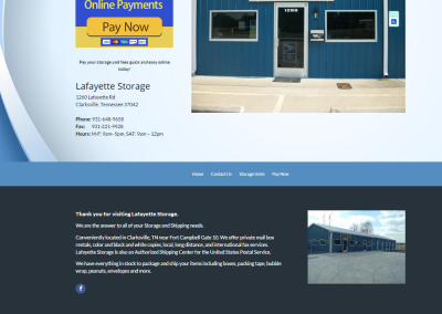 Lafayette Storage