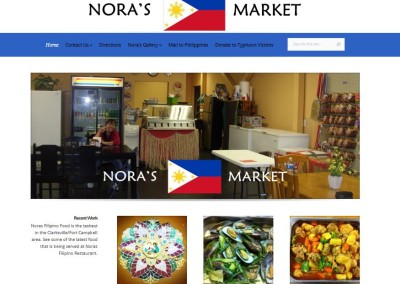 Nora's Filipino Market